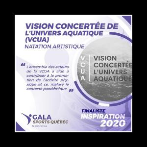 Gala Sports Québec : VCUA