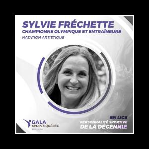 Gala Sports Québec : Sylvie Fréchette